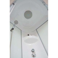 Душевая кабина Royal Bath RB 8120BP3-WT L