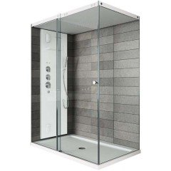 Душевая кабина Teuco Light 140x90 L