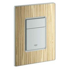 Кнопка Grohe Skate Cosmopolitan Wood 38849HT0