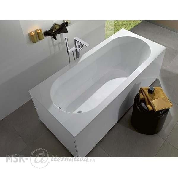 квариловая ванна villeroy boch oberon 170x75